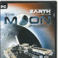 Videojuegos y Consolas: EARTH 2150 : EL PROYECTO LUNAR. Lote 122950563