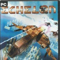 Videojuegos y Consolas: ECHELON. Lote 122950895