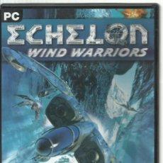 Videojuegos y Consolas: ECHELON: WIND WARRIORS. Lote 122951007