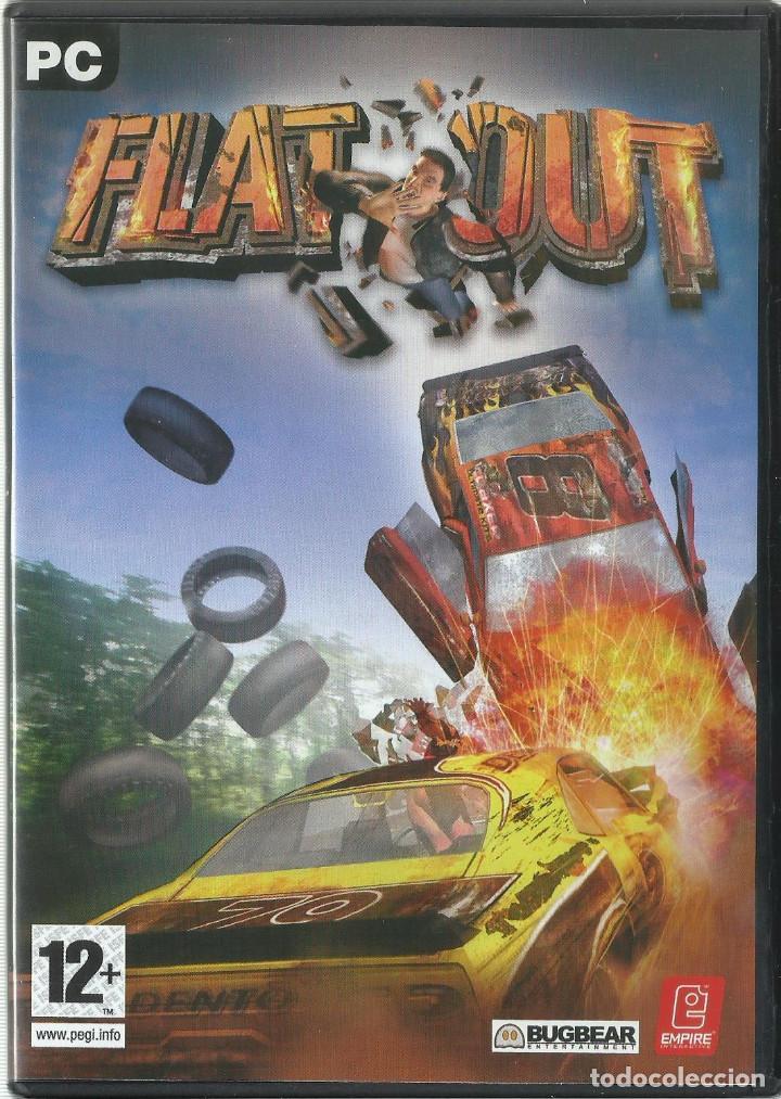 FLATOUT (Juguetes - Videojuegos y Consolas - PC)