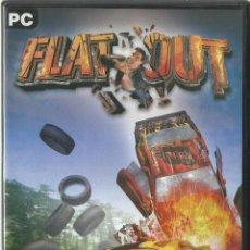 Videojuegos y Consolas: FLATOUT. Lote 122951203