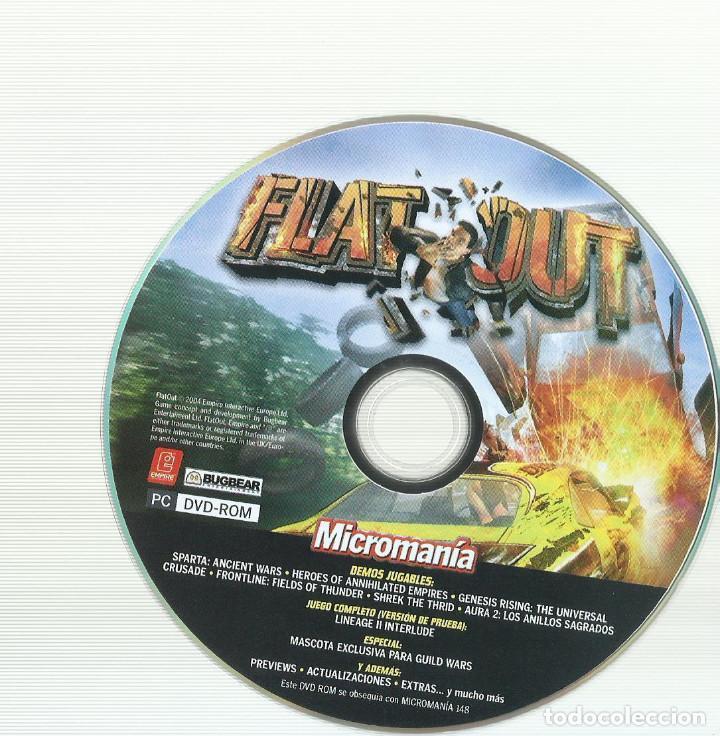 Videojuegos y Consolas: FlatOut - Foto 3 - 122951203