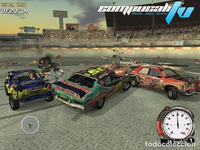 Videojuegos y Consolas: FlatOut - Foto 7 - 122951203