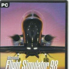 Videojuegos y Consolas: FLIGHT SIMULATOR 98. Lote 122951355