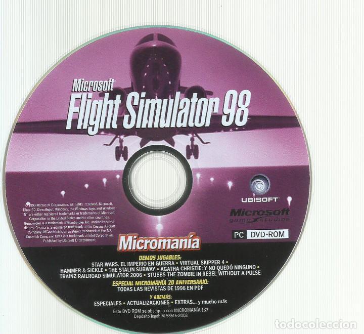 Videojuegos y Consolas: Flight Simulator 98 - Foto 3 - 122951355