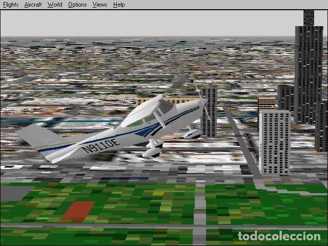 Videojuegos y Consolas: Flight Simulator 98 - Foto 5 - 122951355