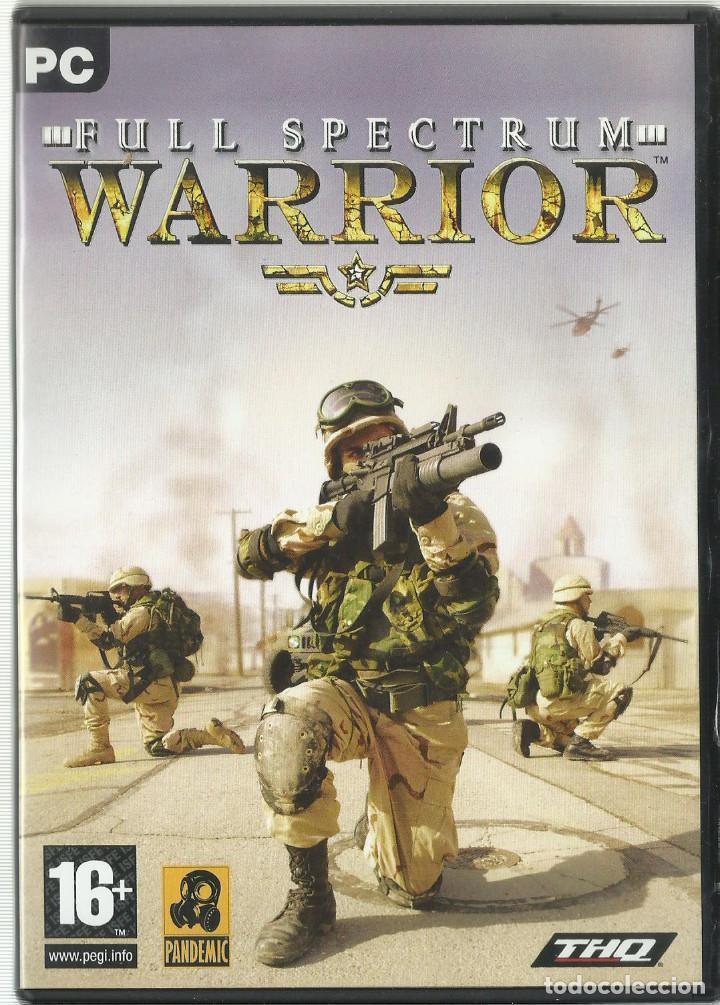 FULL SPECTRUM WARRIOR (Juguetes - Videojuegos y Consolas - PC)