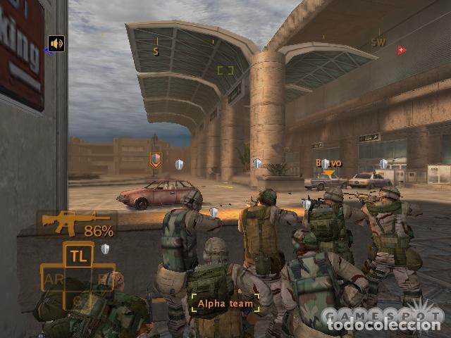 Videojuegos y Consolas: Full Spectrum Warrior - Foto 6 - 122951687
