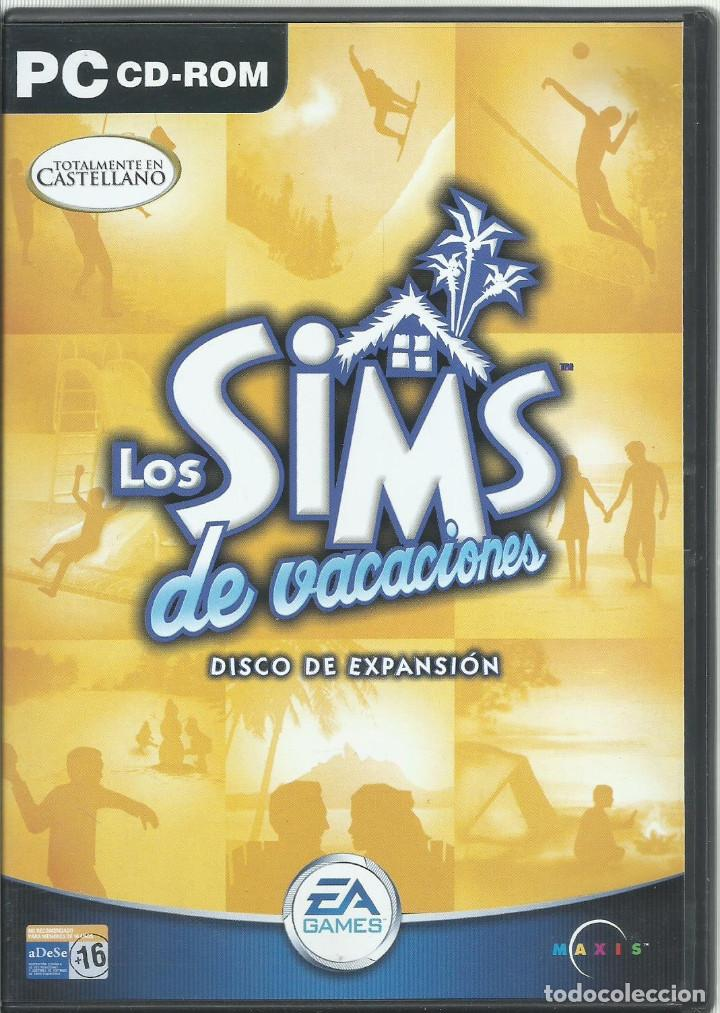 LOS SINS: DE VACACIONES (Juguetes - Videojuegos y Consolas - PC)