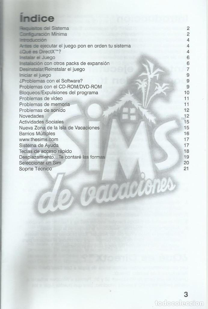 Videojuegos y Consolas: Los Sins: De Vacaciones - Foto 3 - 122952459