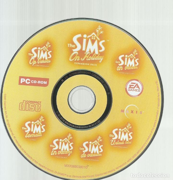 Videojuegos y Consolas: Los Sins: De Vacaciones - Foto 4 - 122952459