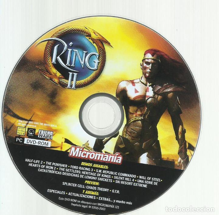 Videojuegos y Consolas: Ring II - Foto 3 - 122956151