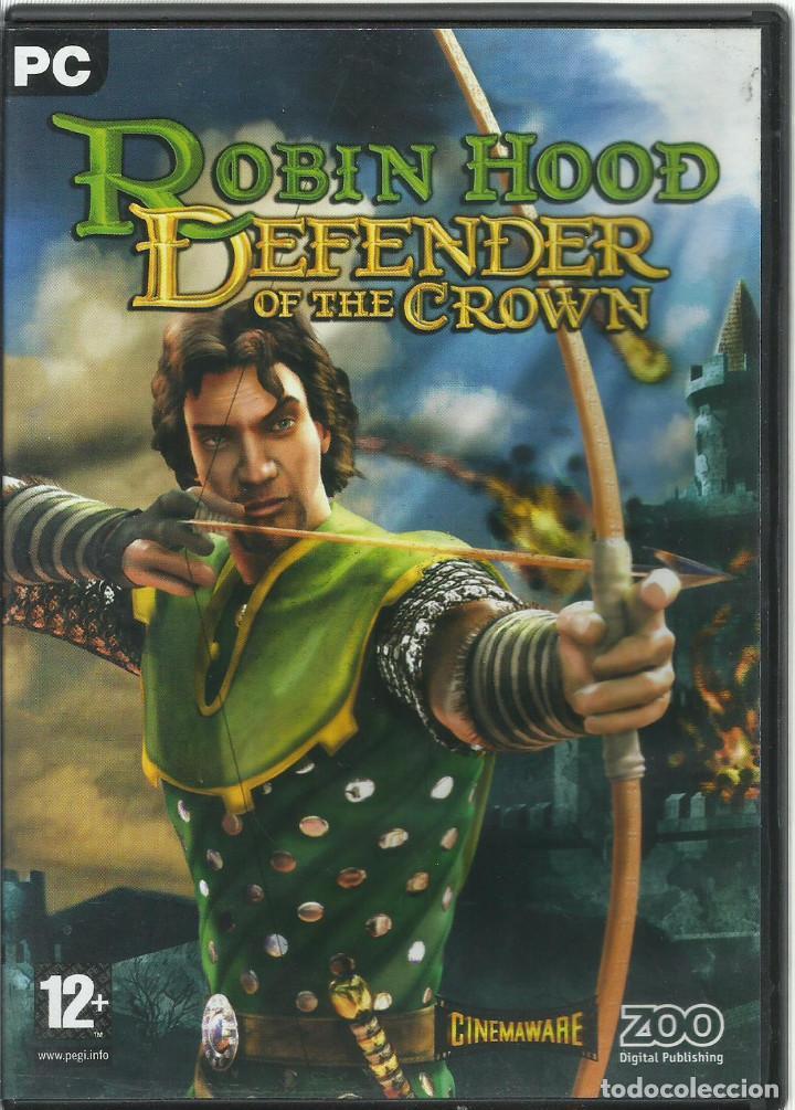 ROBIN HOOD: DEFENDER OF THE CROWN (Juguetes - Videojuegos y Consolas - PC)