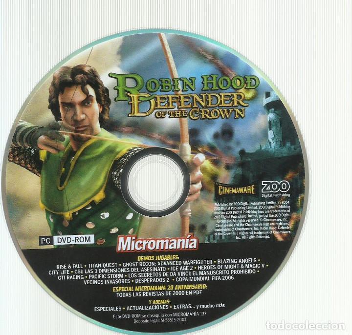 Videojuegos y Consolas: Robin Hood: Defender of the Crown - Foto 3 - 122956339