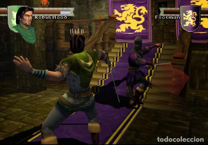 Videojuegos y Consolas: Robin Hood: Defender of the Crown - Foto 5 - 122956339