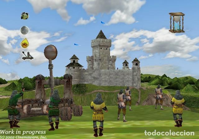 Videojuegos y Consolas: Robin Hood: Defender of the Crown - Foto 6 - 122956339