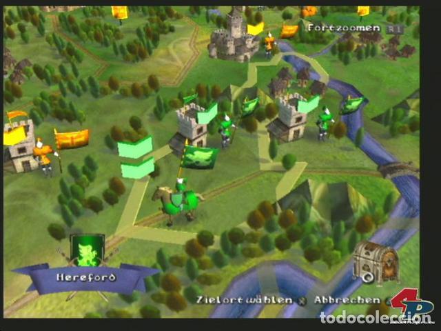 Videojuegos y Consolas: Robin Hood: Defender of the Crown - Foto 7 - 122956339