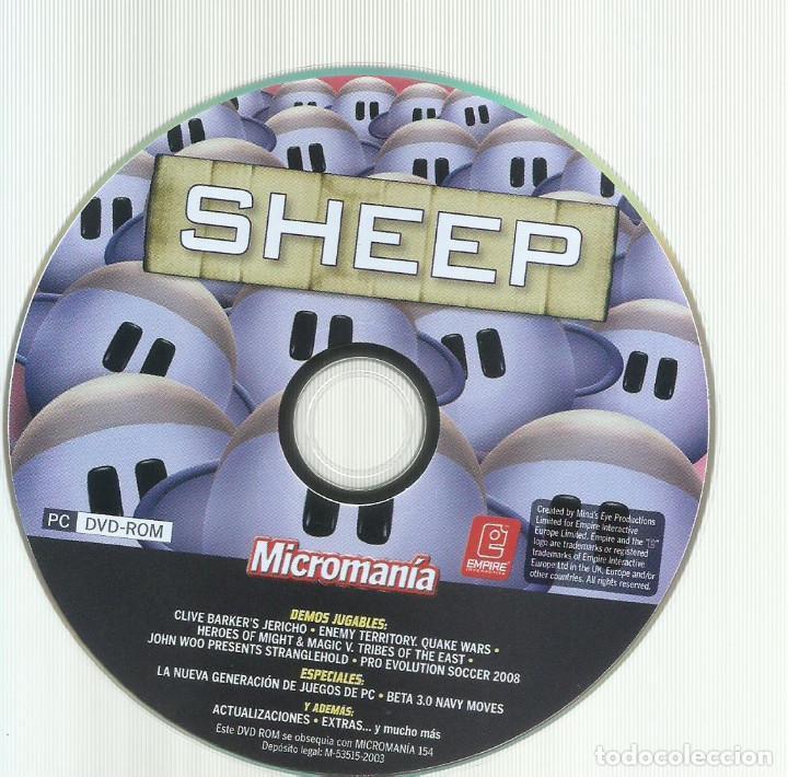 Videojuegos y Consolas: Sheep - Foto 3 - 122956431