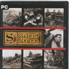 Videojuegos y Consolas: SILENT STORM. Lote 122956559