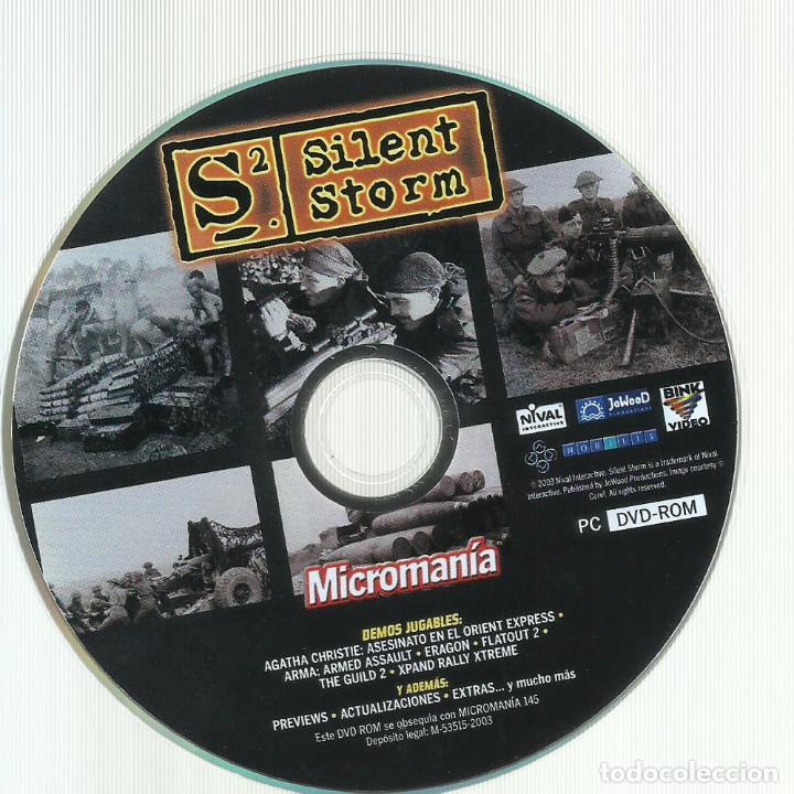 Videojuegos y Consolas: Silent Storm - Foto 3 - 122956559