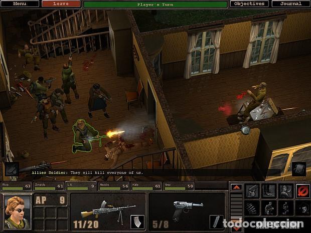 Videojuegos y Consolas: Silent Storm - Foto 6 - 122956559