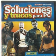 Videojuegos y Consolas: SOLUCIONES Y TRUCOS, REVISTA MICROMANIA. Lote 122956663