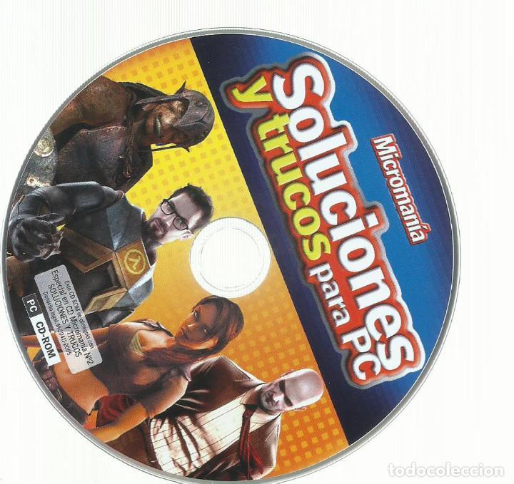 Videojuegos y Consolas: Soluciones y Trucos, revista Micromania - Foto 3 - 122956663