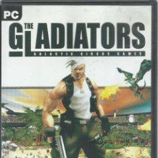 Videojuegos y Consolas: THE GLADIATORS, THE GLADIATORS: GALACTIC CIRCUS. Lote 122956995