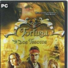 Videojuegos y Consolas: TORTUGA: DOS TESOROS. Lote 122957575