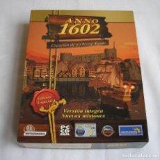 Videojuegos y Consolas: ANNO 1602. Lote 206234192