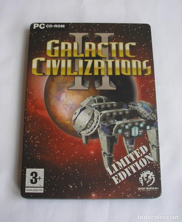 GALACTIC CIVILIZATIONS II JUEGO PARA PC (Juguetes - Videojuegos y Consolas - PC)