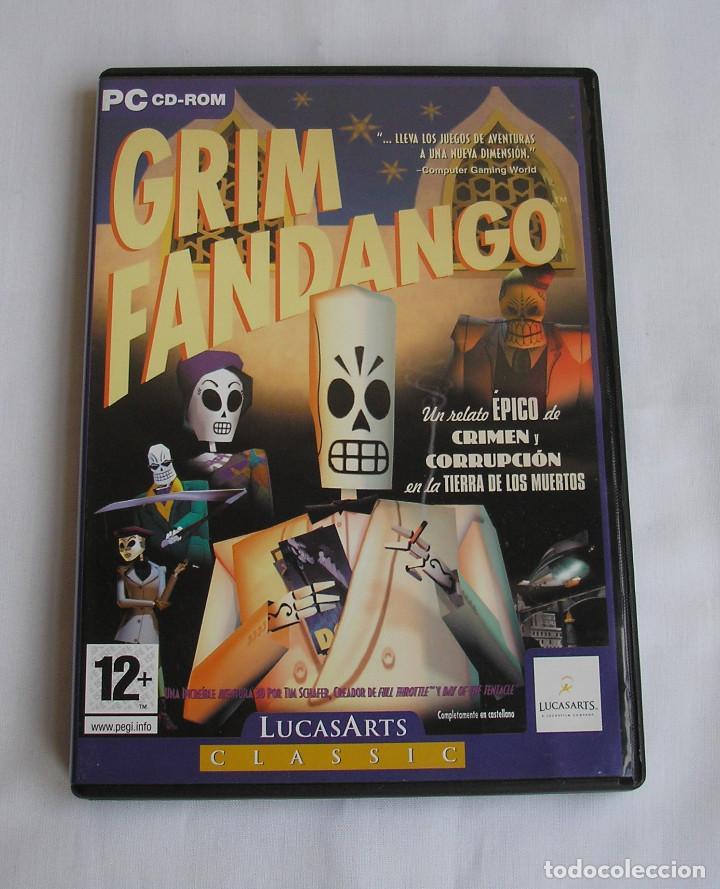 JUEGO PARA PC GRIM FANDANGO (Juguetes - Videojuegos y Consolas - PC)