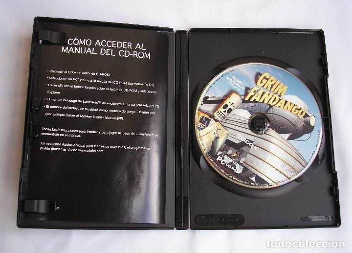 Videojuegos y Consolas: juego para PC GRIM FANDANGO - Foto 2 - 124496159