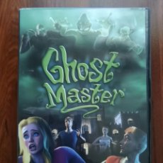 Videojuegos y Consolas: GHOST MASTER - PC CD-ROM - EMPIRE - FANTASMAS. Lote 72329167