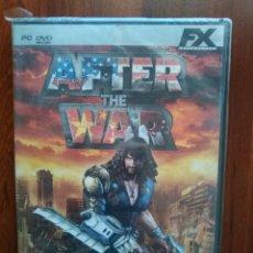 Videojuegos y Consolas: AFTER THE WAR - PC DVD-ROM - TOTALMENTE ESPAÑOL ¡NUEVO Y PRECINTADO! NEW. Lote 41764678