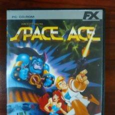 Videojuegos y Consolas: SPACE ACE - PC CD-ROM - FX INTERACTIVE - CLÁSICO. Lote 72528063