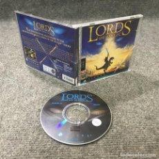 Videojuegos y Consolas: LORDS OF MAGIC PC. Lote 125921356