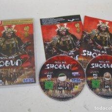 Videojuegos y Consolas: SHOGUN 2 - TOTAL WAR - JUEGO PARA PC.. Lote 125934627