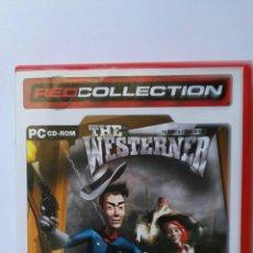 Videojuegos y Consolas: THE WESTERNER PC VIDEOJUEGO OESTE. Lote 126484502
