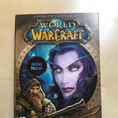 Videojuegos y Consolas: WORLD OF WARCRAFT 5 DVD PARA PC CASTELLANO. Lote 126802971