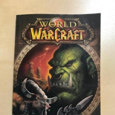 Videojuegos y Consolas: WORLD OF WARCRAFT MANUAL DE JUEGO 192 PAGINAS. Lote 126803223