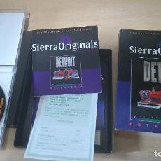 Videojuegos y Consolas: DETROIT (SIERRA ORIGINALS). Lote 127528595