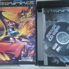 Videojuegos y Consolas: MEGA RACE. Lote 127530903