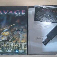 Videojuegos y Consolas: RAVAGE DEX. Lote 127532211