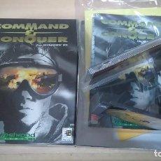 Videojuegos y Consolas: COMMAND & CONQUER JUEGO PC ORIGINAL - WESTWOOD STUDIOS. Lote 127532307