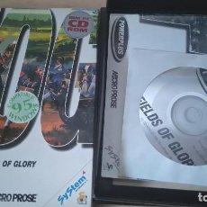 Videojuegos y Consolas: FIELDS OF GLORY. Lote 127548399