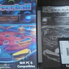 Videojuegos y Consolas: SILVERBALL. Lote 127559299