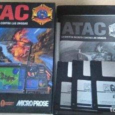 Videojuegos y Consolas: ATAC. Lote 127559531