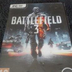 Videojuegos y Consolas: JUEGO PC BATTLEFIELD 3. Lote 127560438