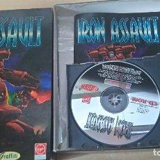 Videojuegos y Consolas: IRON ASSAULT. Lote 127561071